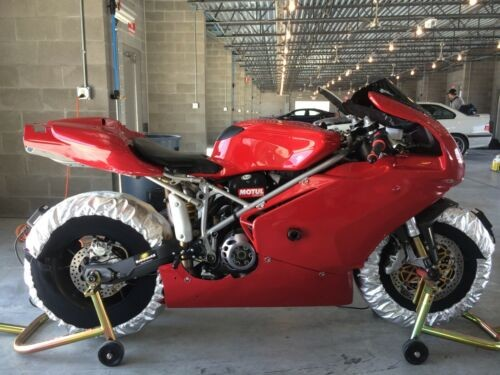 2004 Ducati Superbike Red for sale
