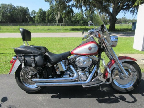 2004 Harley-Davidson Softail Fat Boy® Red craigslist