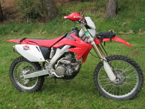 2004 Honda CRF Red for sale craigslist