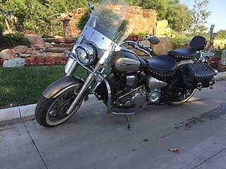 2004 Yamaha Road Star Two Tone for sale