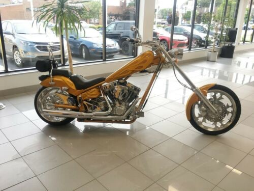 2005 American Ironhorse Texas Chopper Gold craigslist