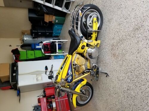 2005 Harley-Davidson Custom Softail Yellow for sale craigslist