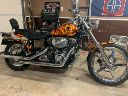 2005 Harley-Davidson Dyna Black for sale