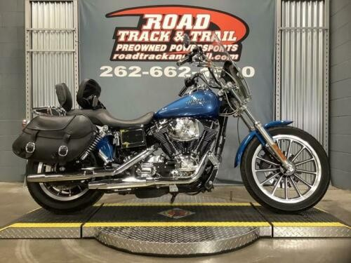2005 Harley-Davidson Dyna -- Blue for sale craigslist