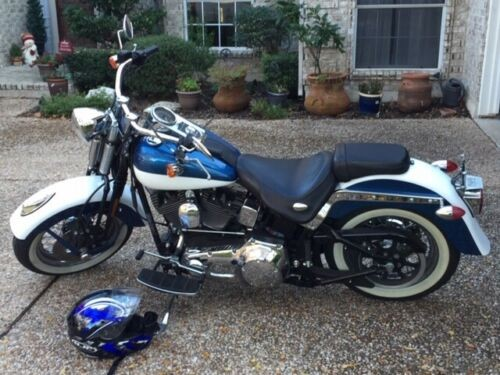2005 Harley-Davidson Softail Two Tone - Blue/White craigslist