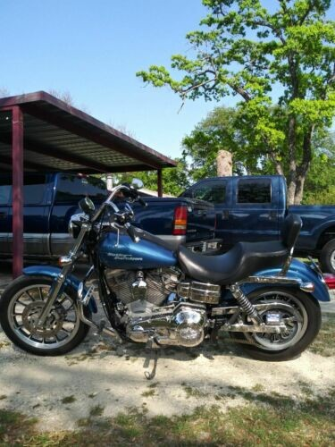 2005 Harley-Davidson Touring Blue for sale