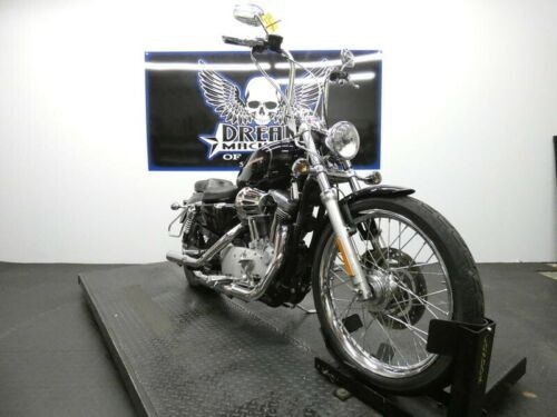2005 Harley-Davidson XL883C - Sportster 883 Custom -- Black for sale