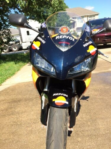 2005 Honda CBR Orange for sale craigslist