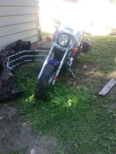 2005 Honda Shadow Blue craigslist