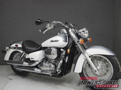 2005 Honda Shadow VT750 750 AERO INDY GRAY METALLIC/PEARL FADELESS WHITE for sale craigslist