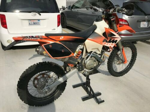 2005 KTM EXC Orange for sale craigslist