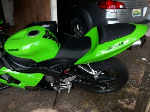 2005 Kawasaki Ninja Lime green for sale craigslist