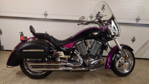 2005 Victory Kingpin Purple for sale