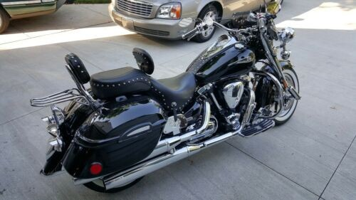 2005 Yamaha Road Star Black for sale craigslist