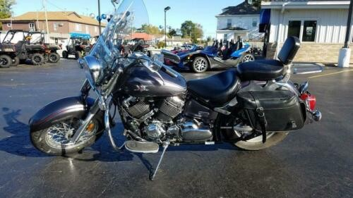 2005 Yamaha V Star -- Gray for sale craigslist