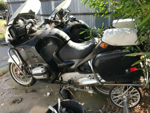 2006 BMW R-Series 1150 RTP Adventure Police Interceptor Motor Black craigslist