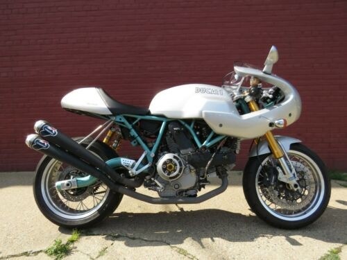 2006 Ducati Paul Smart 1000 LE Silver for sale craigslist