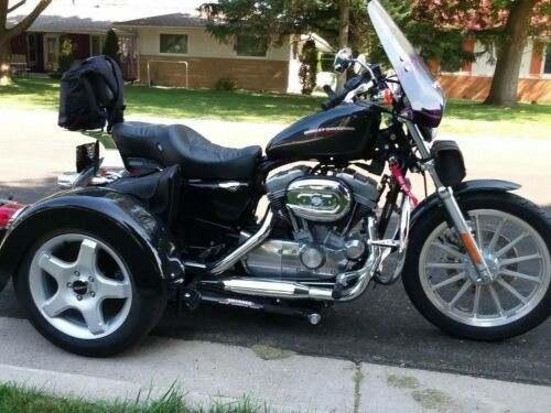 2006 Harley-Davidson Sportster Gun Metal Grey for sale