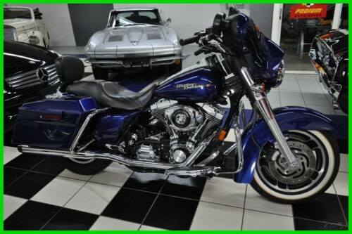 2006 Harley-Davidson Touring ONLY 8K MILES - HARLEY DAVIDSON - MINT for sale craigslist