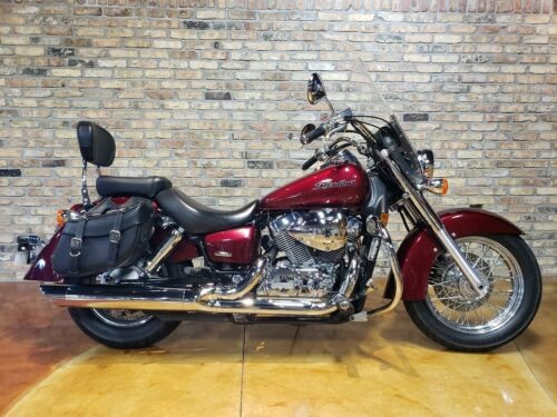 2006 Honda Shadow Aero Burgundy craigslist