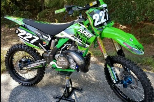 2006 Kawasaki KX Green for sale craigslist