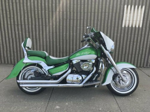2006 Suzuki Boulevard C90 BOULEVARD Green for sale