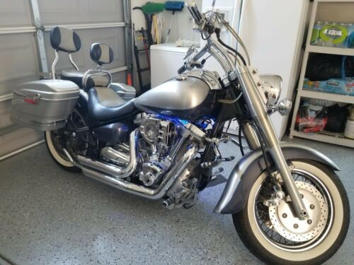 2006 Yamaha Road Star Gray for sale craigslist