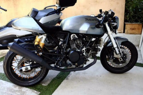 2007 Ducati Other Gray for sale