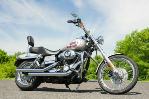 2007 Harley-Davidson Dyna Pewter Pearl for sale