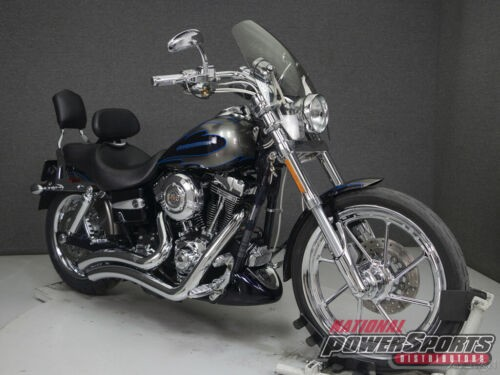 2007 Harley-Davidson Dyna TWILIGHT BLUE/ICE BLUE PEARL/GRANITE for sale craigslist