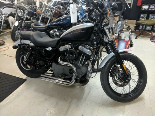 2007 Harley-Davidson Sportster XL1200N - NIGHTSTER SILVER/BLACK for sale craigslist