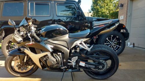 2007 Honda CBR Black for sale craigslist