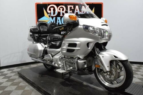 2007 Honda Gold Wing - GL1800HPNAM7 -- Silver for sale craigslist