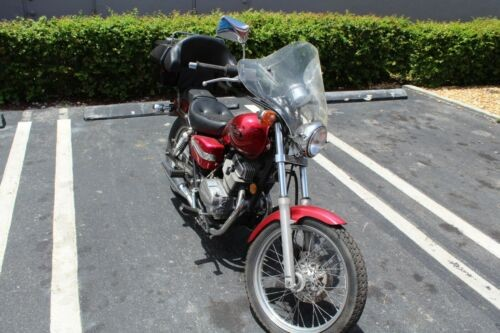 2007 Honda Rebel Red craigslist
