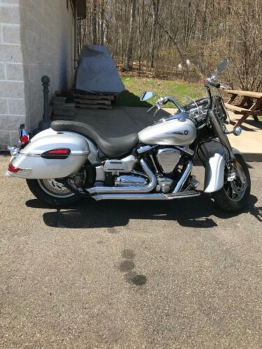 2007 Yamaha Road Star Silver for sale craigslist