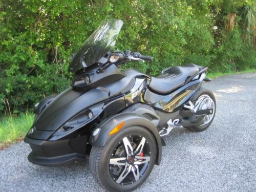 2008 Can-Am Spyder GS-SM5 Black for sale craigslist