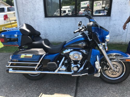 2008 Harley-Davidson Ultra Classic® Electra Glide® Blue for sale
