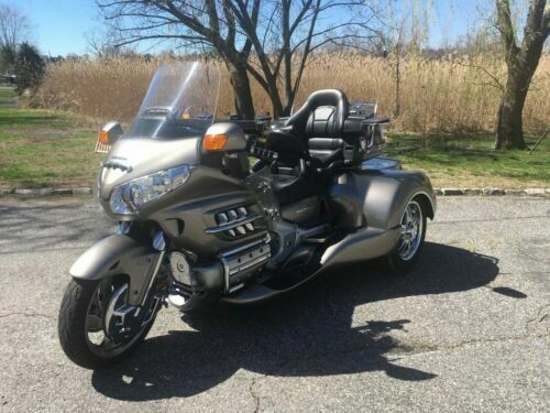 2008 Honda Gold Wing Trike GL 1800 METALLIC GRAY craigslist
