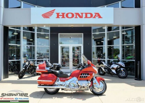 2008 Honda Gold Wing Audio / Comfort / Navi Red for sale craigslist