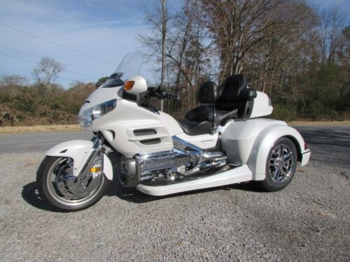 2008 Honda Gold Wing WHITE for sale craigslist