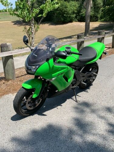 2008 Kawasaki Ninja Green for sale craigslist