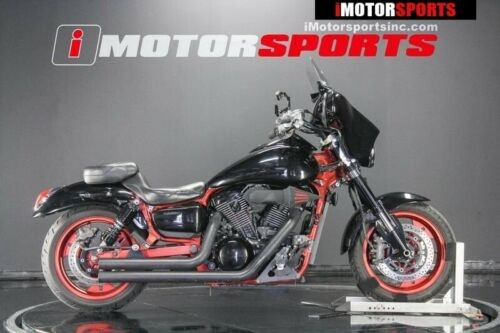 2008 Kawasaki Vulcan 1600 Mean Streak -- Black for sale craigslist