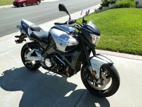 2008 Suzuki B-King ABS Silver for sale