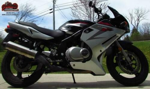 2008 Suzuki GS 500F Black for sale