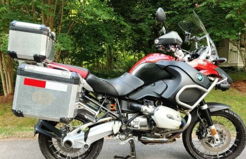 2009 BMW R-Series Red for sale craigslist