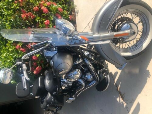 2009 Harley-Davidson Heritage Softail Classic Silver for sale craigslist