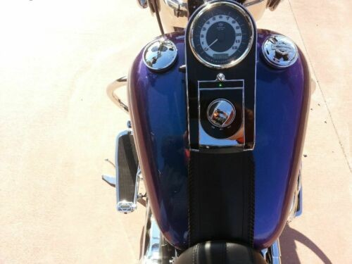 2009 Harley-Davidson Softail Blue for sale craigslist