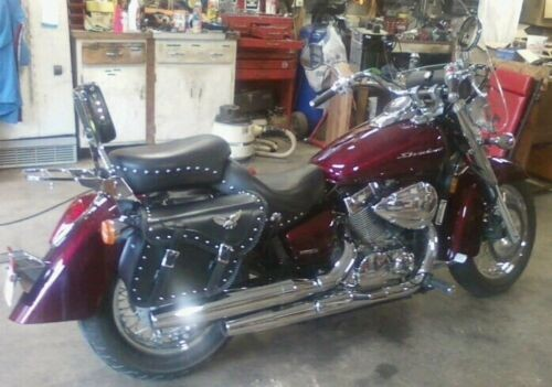 2009 Honda Shadow Red craigslist