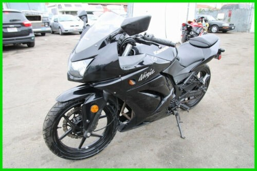 2009 Kawasaki Ninja 250R Black for sale craigslist