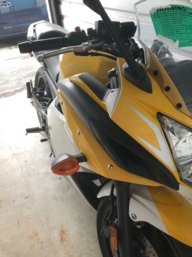 2009 Yamaha FZ Yellow for sale